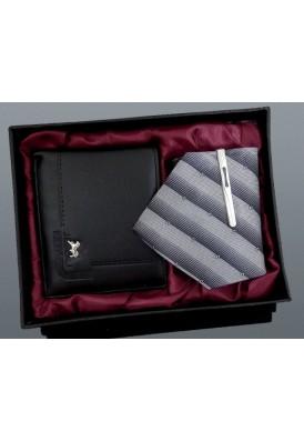 Set peňaženka opasok 7-0366