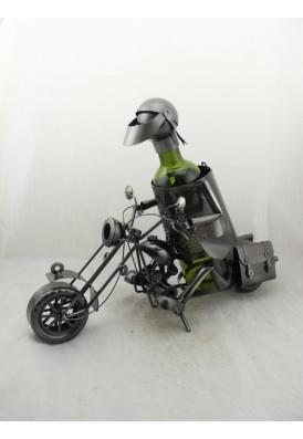 Stojan na víno motorka W99