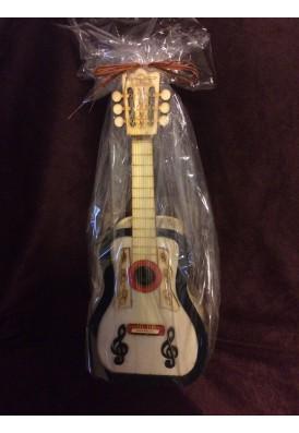 Gitara s fľašou
