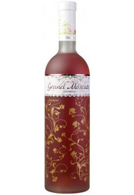 Glamour Grand Moscato Rose 0,75 l